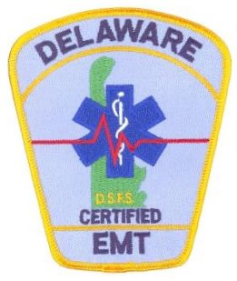 EMT Certification Class - State Fire School - State of Delaware